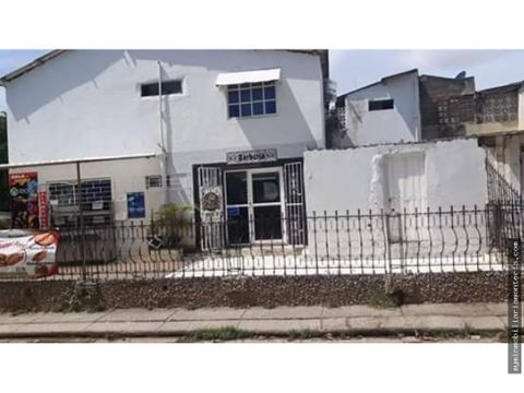 vende casa comercial en venta en cartagena