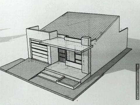 vende casas en cerete