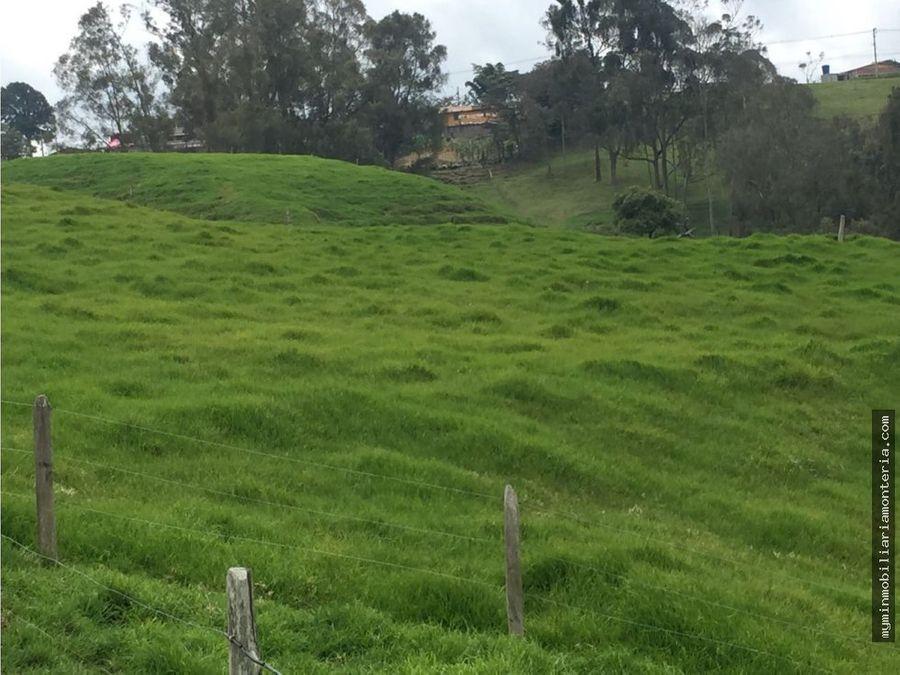 terreno en bello antioquia 73 hectareas