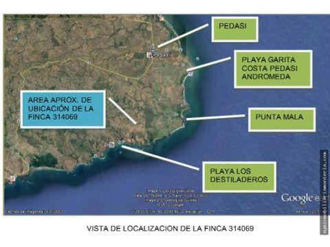 10 hectareas en panama a 17 km de la playa