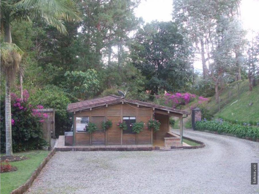 casa campestre en el retiro antioquia