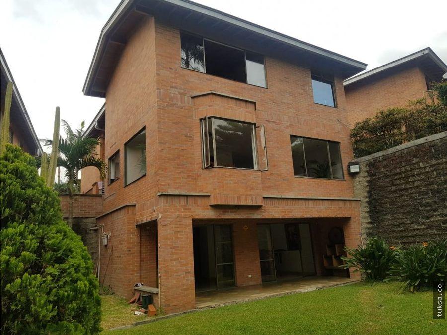 casa venta en san lucas envigado