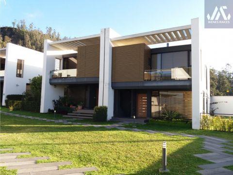 cumbaya casa en venta villa bellmonte