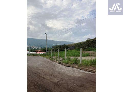 guayllabamba lotes en venta
