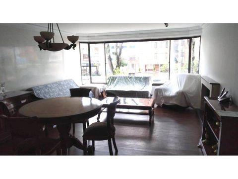vendo apartamento en chico 117 m2 terraza