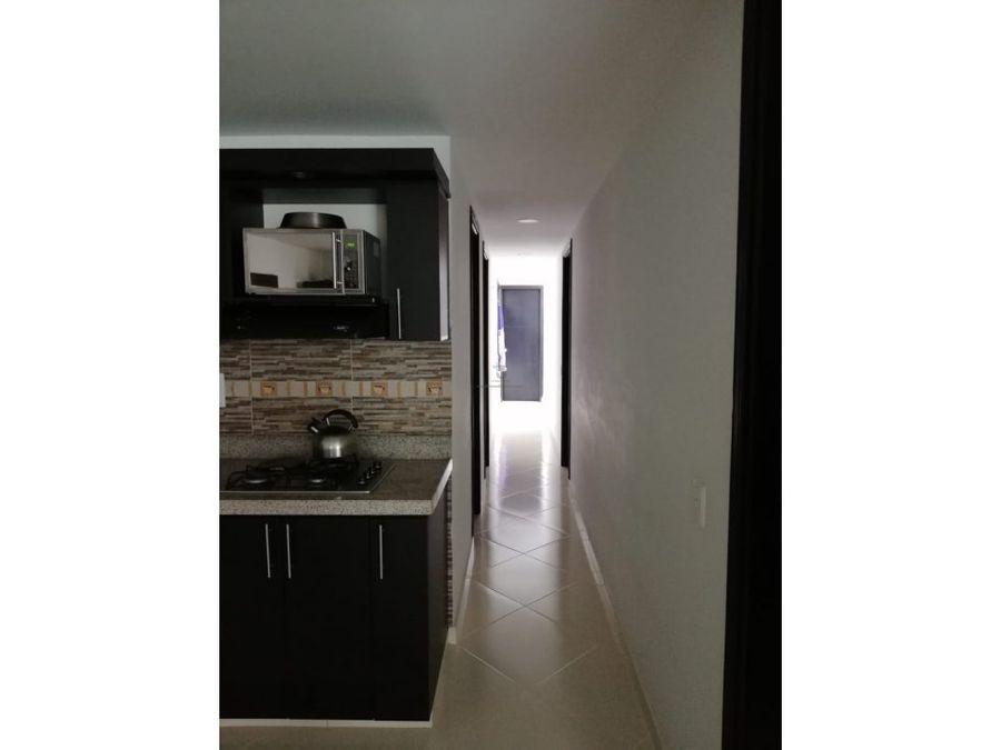 se vende apartamento en bello sector cabanas