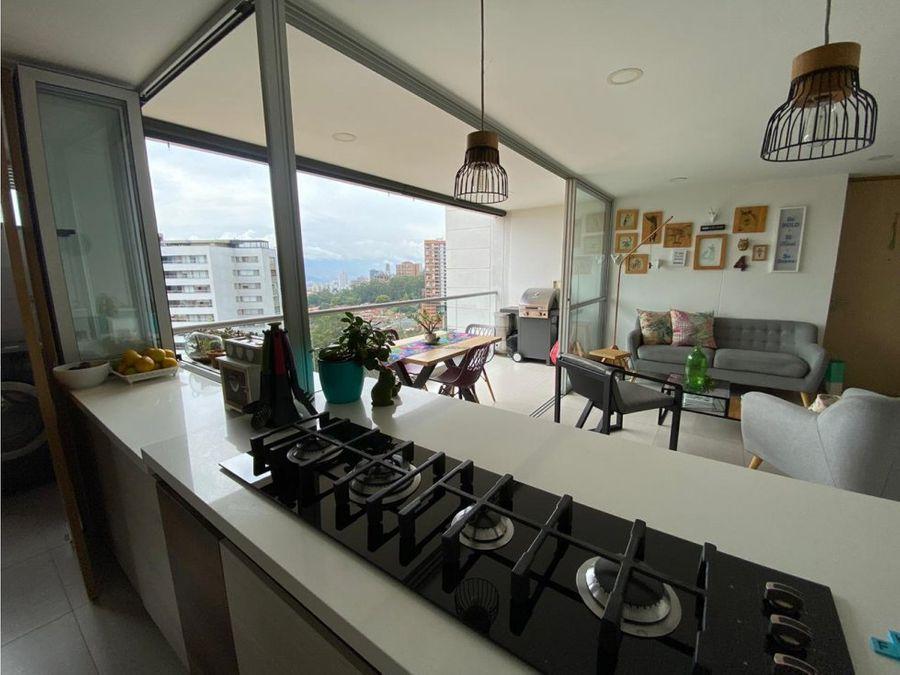 se vende apartamento en envigado edificio muzo