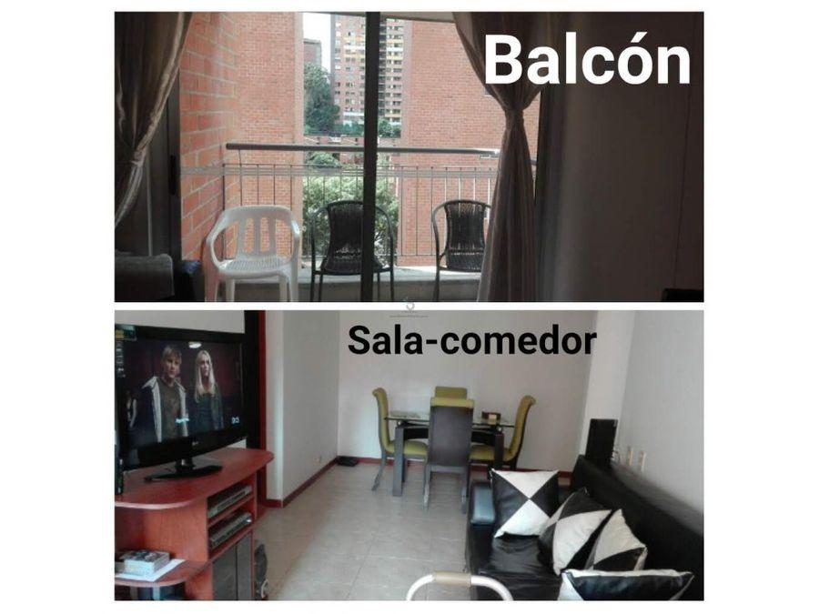 se vende apartamento en medellin los bernal