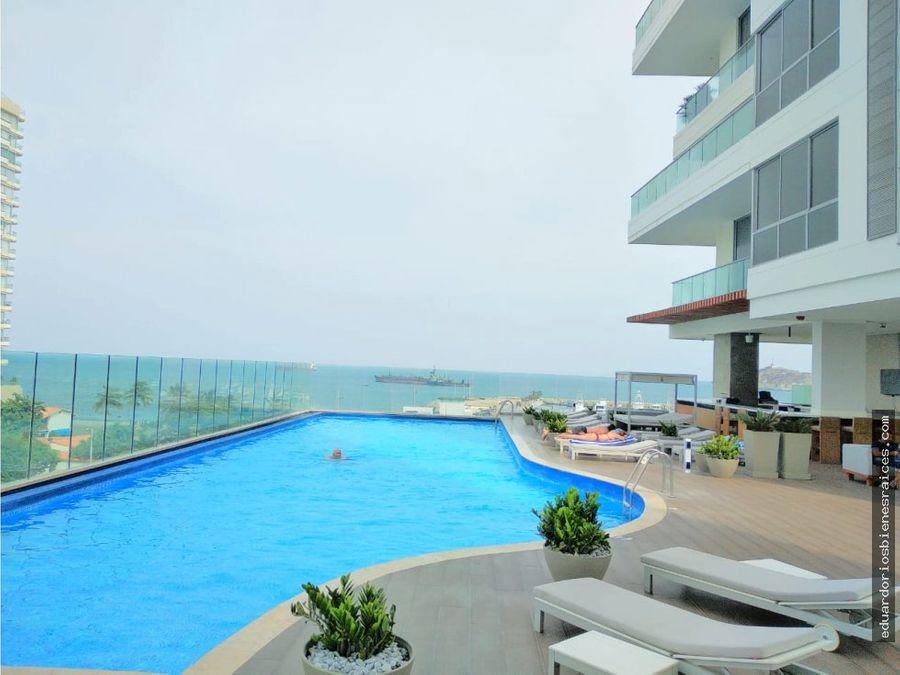 se vende apartamento en gran marina suites