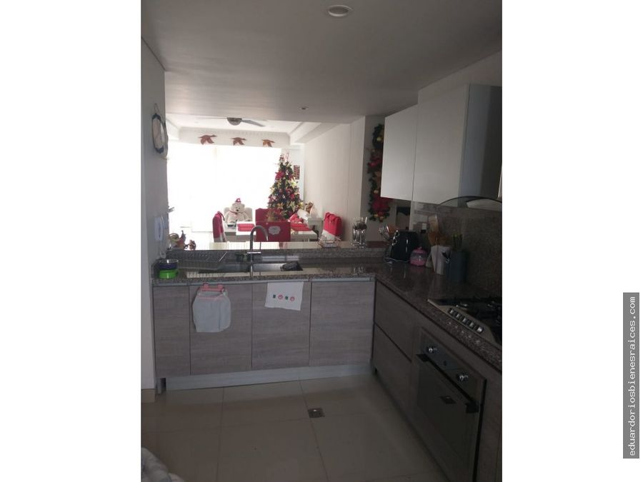se vende apartamento en santa marta