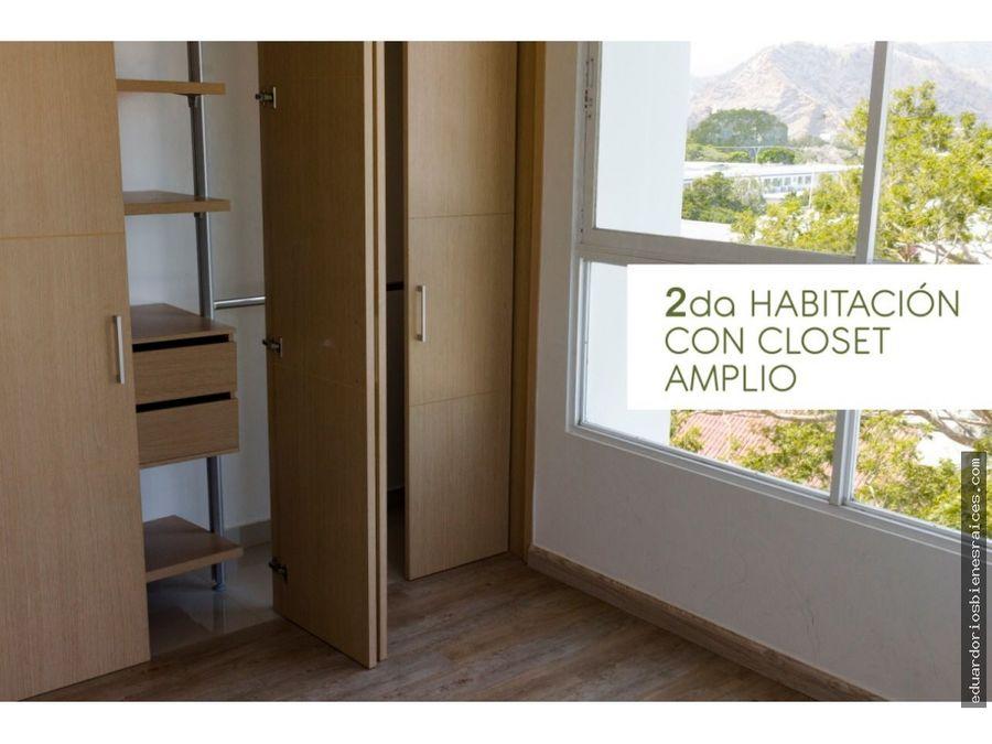 se vende apartamento en santa marta colombia
