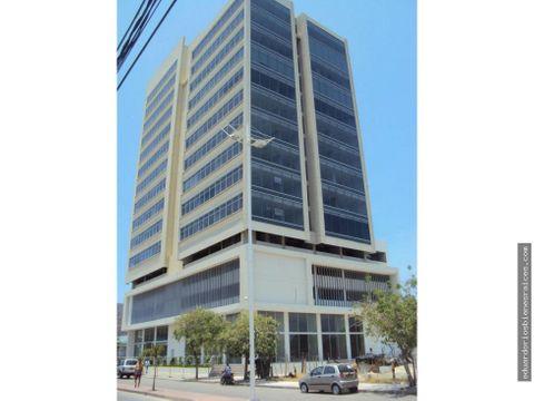 se vende oficina en torre empresarial santa marta colombia