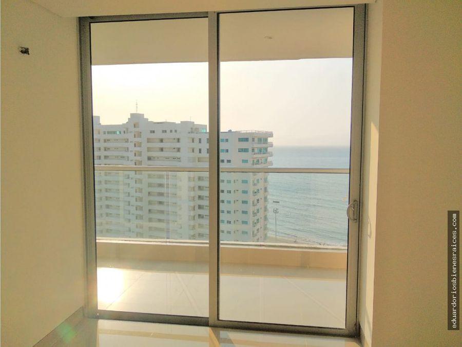 vende apartamento con vista al mar en santa marta