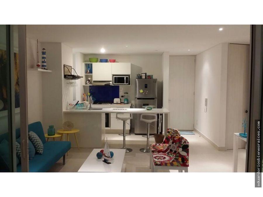 se vende apartamento en pozos colordos