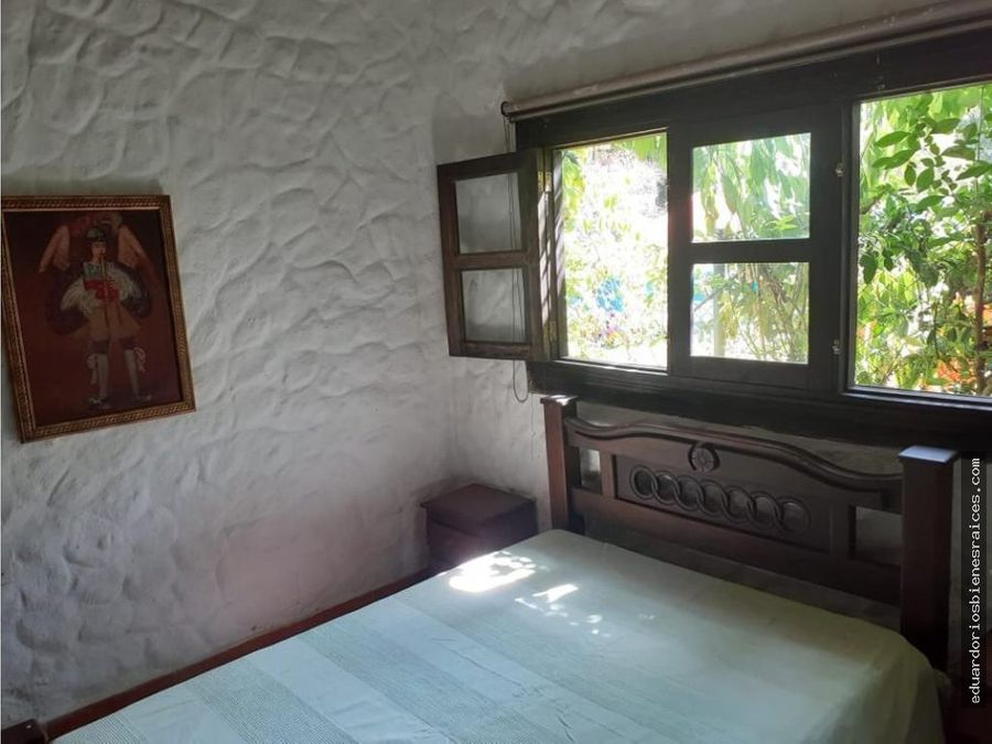 se vende casa en minca santa marta