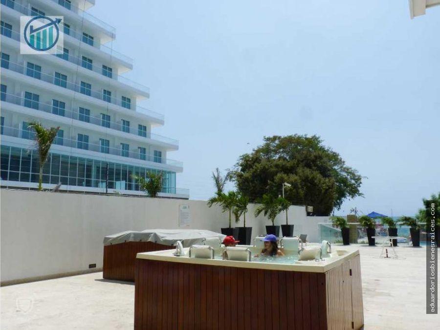 se vende apartamento en playa dormida