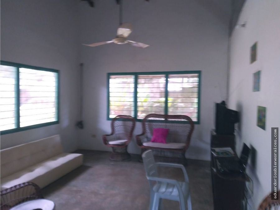 se vende casa lote en minca santa marta colombia