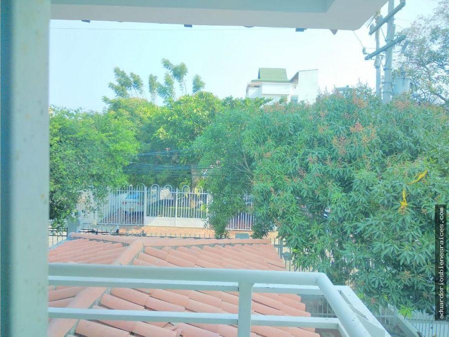 se vende o permuta casa en barrio jardin