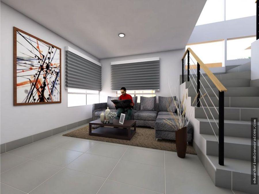 se vende casa moderna en santa marta