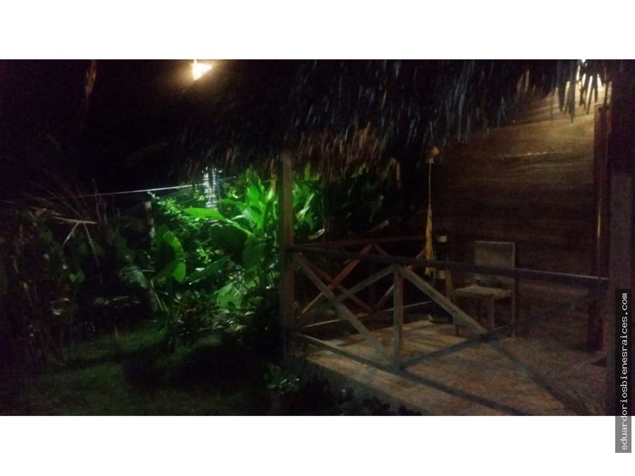 se venden cabanas en el tayrona