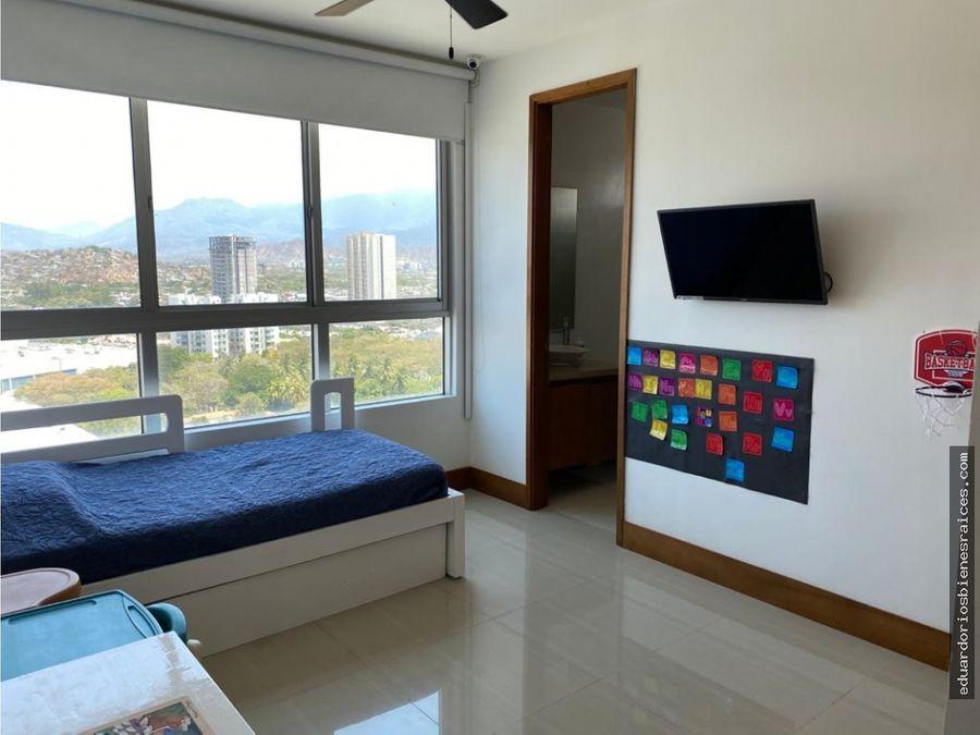 se vende apartamento en bavaria santa marta colombia