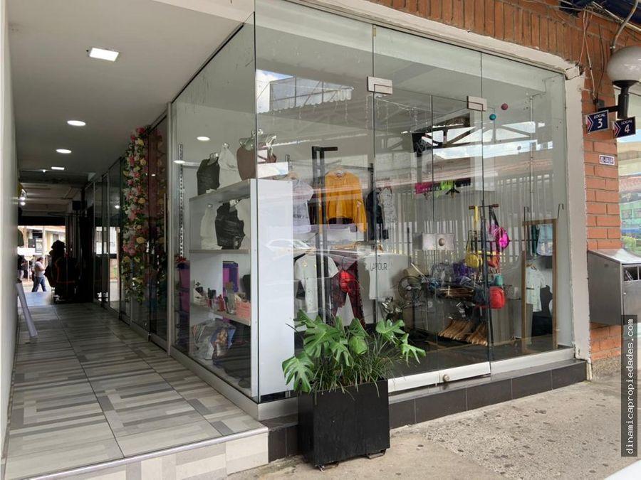 local en venta centro de la moda itagui