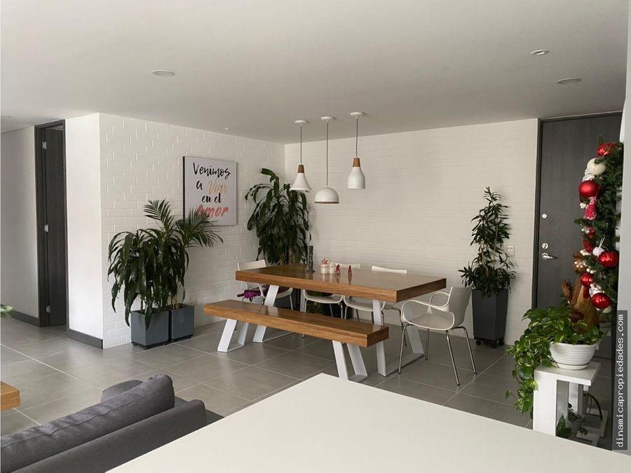apartamento en venta en ciudad del rio