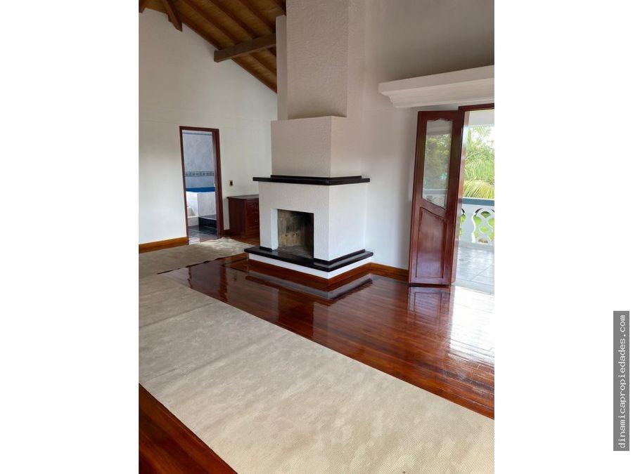casa en venta en llanogrande guandalay rio negro