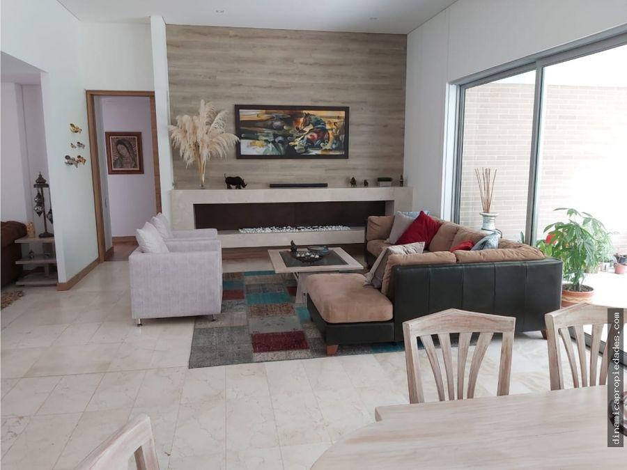 casa en venta en el sector de las palmas