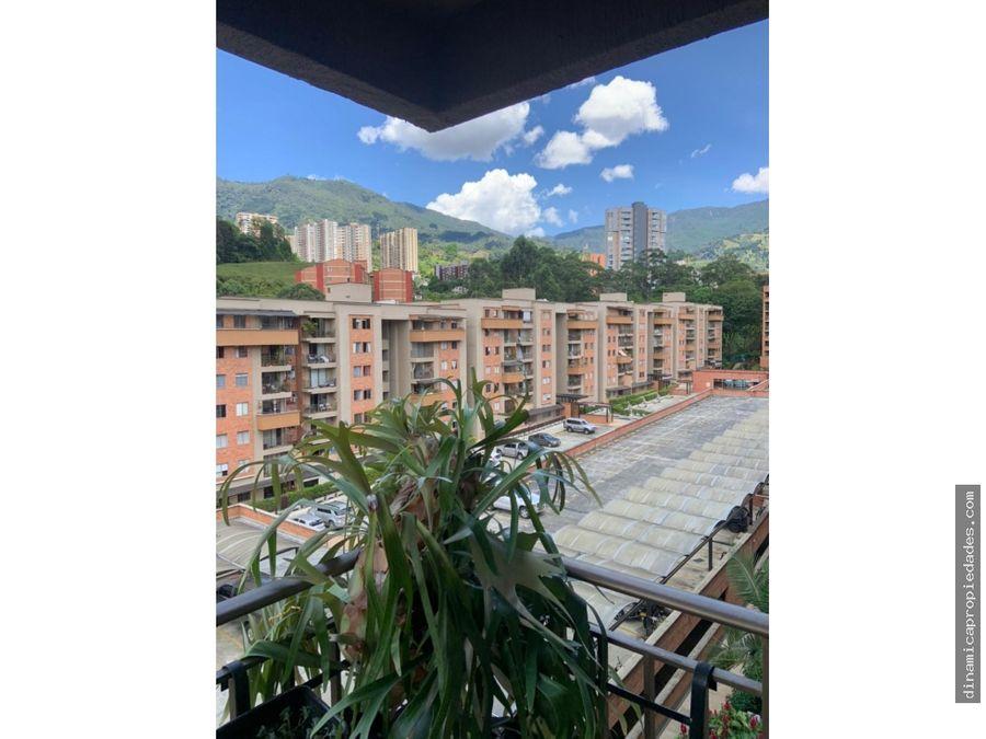 apartamento en venta en el sector camino verde envigado