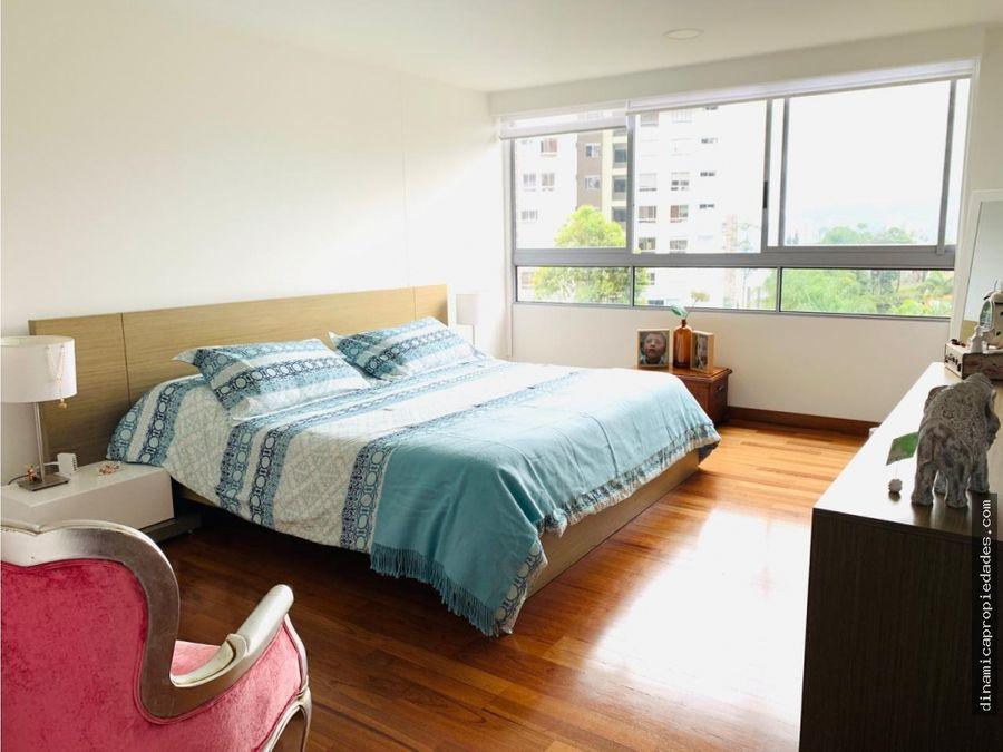 apartamento en venta en el poblado edificio azul pacifico