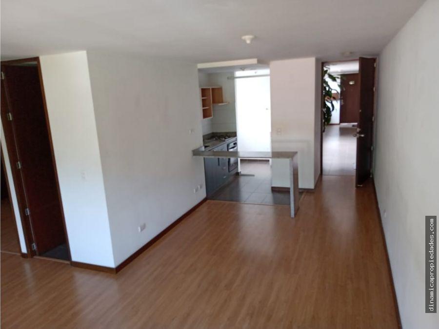 apartamento en arriendo transversal intermedia
