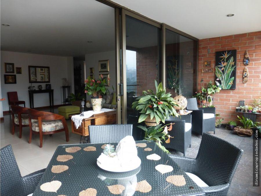 apartamento en venta poblado campestre