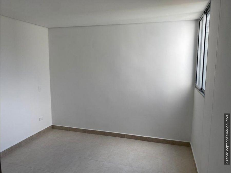 apartamento unidad cerrada para estrenar