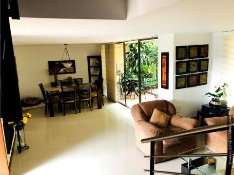 casa en venta sector loma del chocho envigado