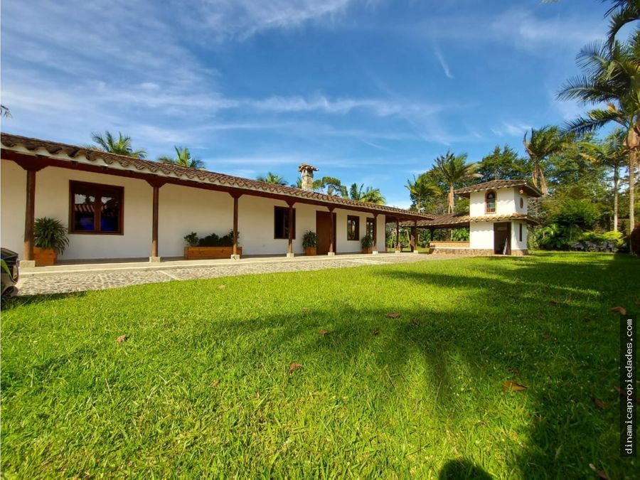 casa en venta en llano grande