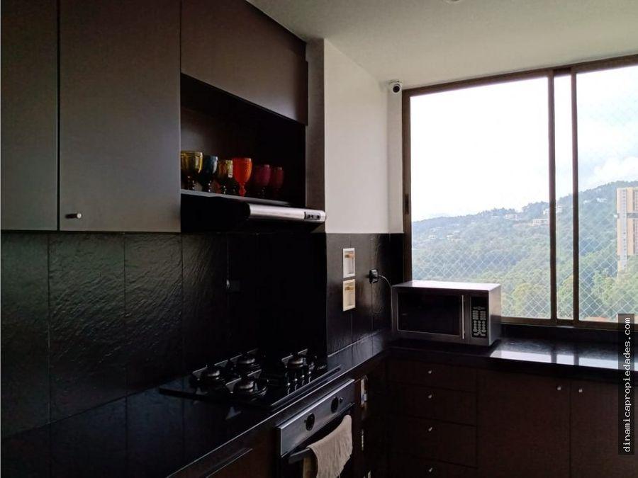 apartamento en venta el poblado altos ces