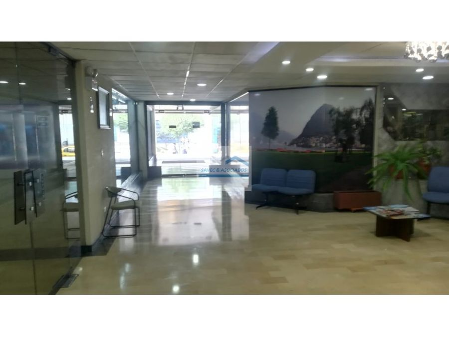 renta oficina 102 m2 diego de almagro 500