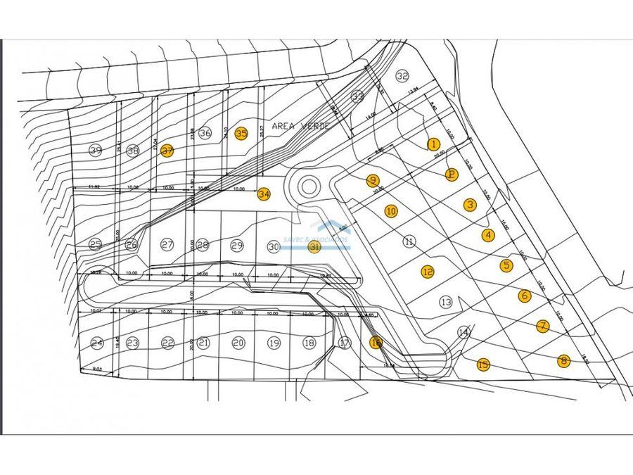venta lotes urbanizados 200 m2 conocoto 30000
