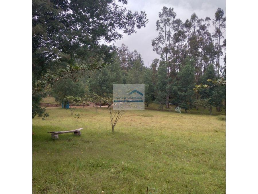 terreno en venta yaruqui san carlos precio 580mil