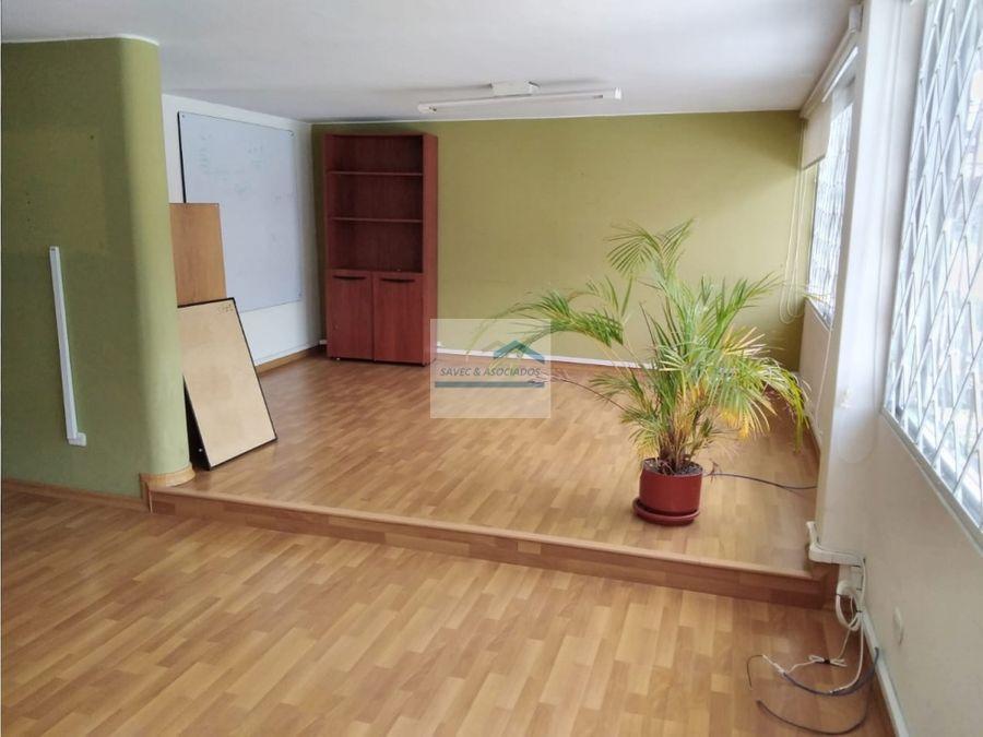 amplia oficina de venta granda centeno con mobiliario 250mil