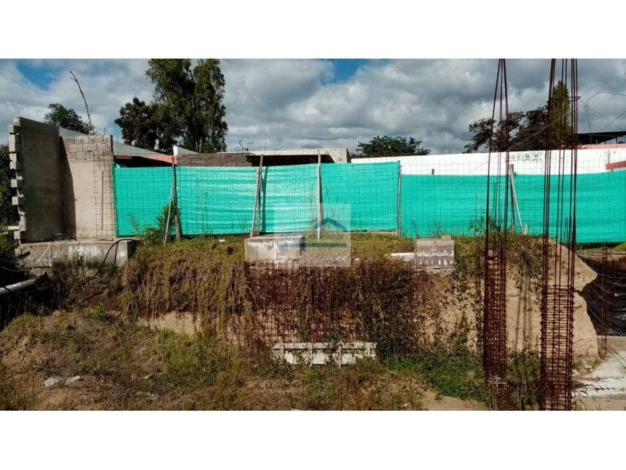 terreno en ventaproyecto aprobadoavance de obra tumbaco 250mil