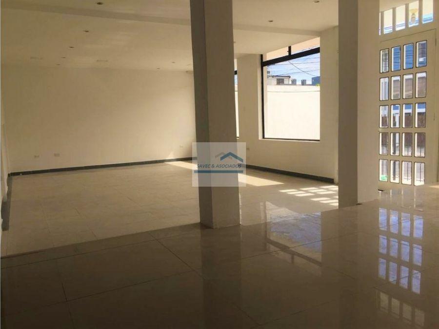 renta casa para empresa jipijapa completa 2800 parcial 1600