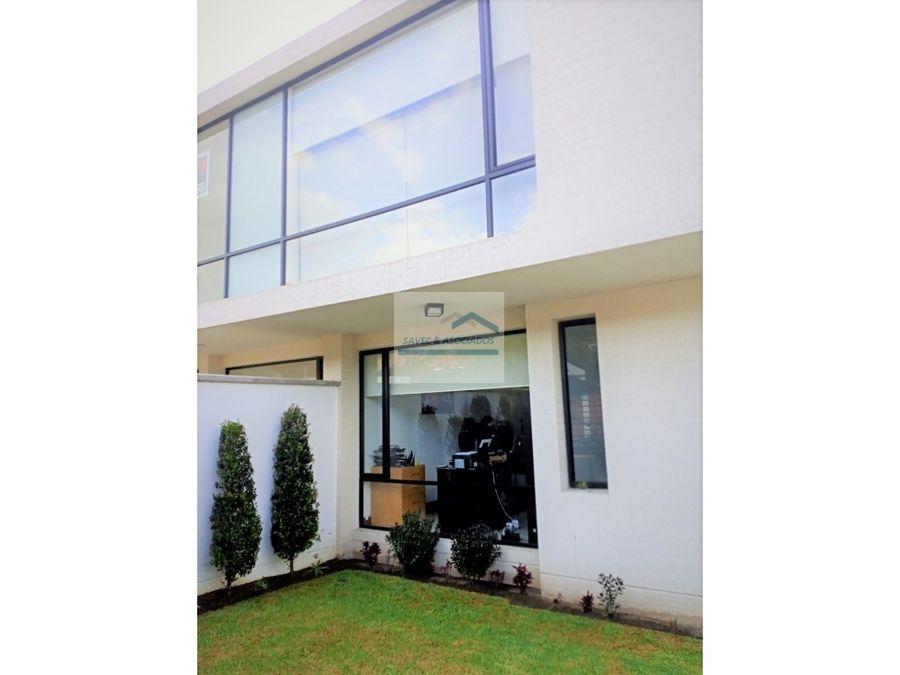 venta moderna casa en la pampa nueva 250000