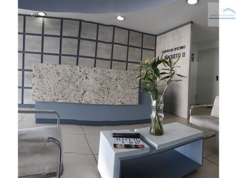 venta renta oficina plataforma amazonas 125000