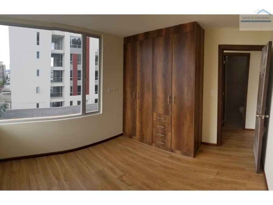 venta departamento sector santa lucia 122000