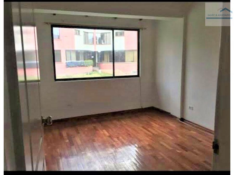 venta casa 3 dorm urb carcelen 105000