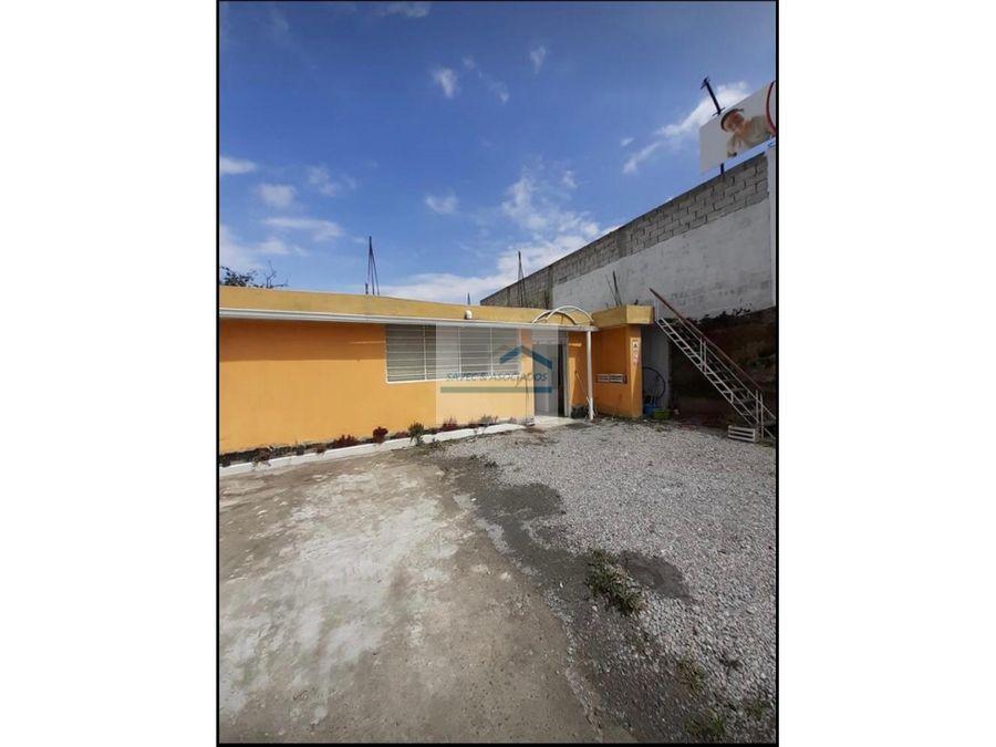 venta terreno 382mts via interoceanica tumbaco 185000
