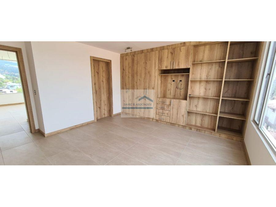 venta suite con patio cumbaya 106405