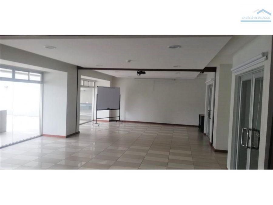 venta renta oficina 99 mts sector av orellana 800